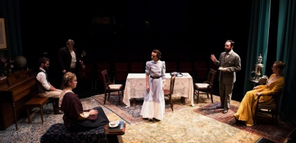 Uncle Vanya. By Anton Chekhov. Photo by Ahron R. Foster.